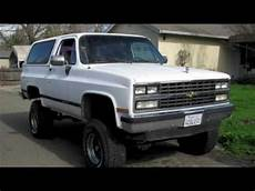 my new 1984 chevy k5 blazer youtube