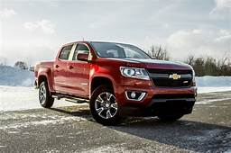 2015 Chevrolet Colorado Review And Rating  Motor Trend