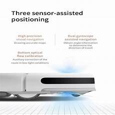 Mijia Vacuum Cleaner Vision Navigation Version by Xiaomi Mijia 1c 2 In 1 Sweeping Robot Vacuum Cleaner