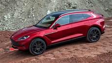 Suv Aston Martin Aston Martin Suv Debuts Dbx Price 163 158k Approx Rs 1 43 Cr