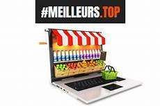 top 10 meilleurs site pour faire ses courses en ligne