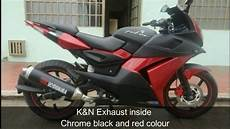 Pulsar 220 Modif by Pulsar 220 Modified 2017 With Awesome Graphics