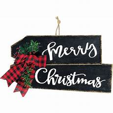 rustic merry christmas sign 15 1 2in 8 3 4in party city
