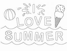 summer colouring pages printable 17636 summer coloring pages