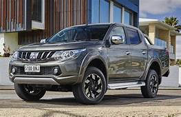 2020 Mitsubishi Triton Changes News Release Date Price