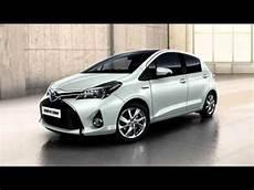 2018 Toyota Yaris Hybrid