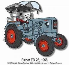 Eicher Ed 26 Rekada
