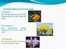 imagen de los simbolos naturales de venezuela simbolos naturales de venezuela