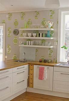 Decorating Ideas For Small Kitchen by Modern Wallpaper For Small Kitchens Beautiful Kitchen