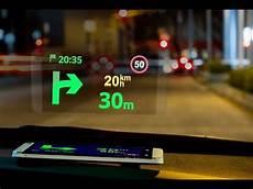 sygic gps navigation up display hud