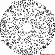 Malvorlagen Jugendstil Zum Ausdrucken Mandala Malvorlagen Zum Ausdrucken Mandala Coloring Pages