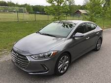 Test Driving The Hyundai Elantra Good Things Come In