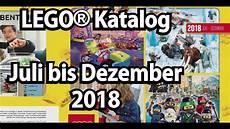 lego katalog 2018 lego katalog juli bis dezember 2018 2 halbjahr 2018