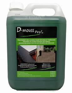 anti mousse toiture efficace anti mousse pro concentre toiture terrasse traite jusqu
