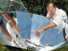 four solaire portable invention de l 233 e