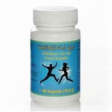 coenzym q10 ubichinon mono 100 mg 60 kapseln kaufen
