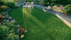 arrosage jardin automatique choisir un arrosage automatique de surface habitatpresto