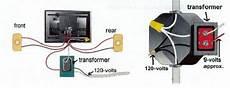 top value construction llc installing a doorbell