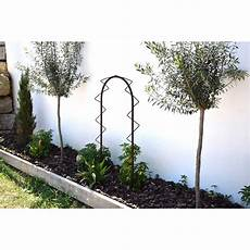 arche pour plantes grimpantes 106325 arche de jardin pour plantes grimpantes en acier fer vieilli