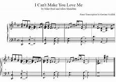 i can t make you love me george michael piano cover intro only piano feeling blog pianoforte