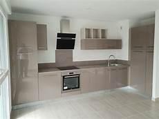 couleur meuble cuisine 62912 neue moderne villa mit einem flachdach auf der gemeinde blotzheim
