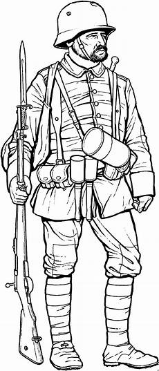 alter soldat ausmalbild malvorlage schlachten