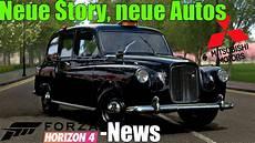 Forza Horizon 4 News Alle Car Pass Autos Gameplay