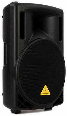 Behringer Eurolive B212d 550w 12 Quot Powered Speaker Sweetwater