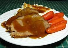 rinderbraten rezept einfach easy delicious cooker roast beef recipe food