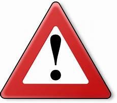 Bei Anmelden Gefährlich - kostenlose vektorgrafik warnung gefahr gef 228 hrlich