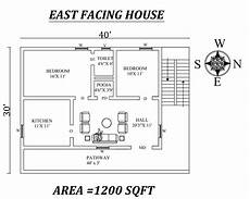 east facing house vastu plan 40 x30 the perfect 2bhk east facing house plan as per