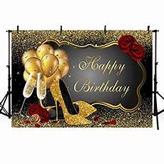5x3ft 7x5ft 9x6ft High Heel Glass by Lfeey 9x6ft Happy 50th Birthday Backdrop