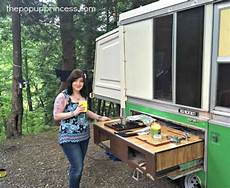 Pop Up Kitchen On by Karrie S Apache Pop Up Cer Makeover The Pop Up Princess