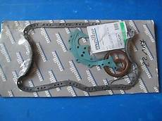 pochette de joints bas moteur corteco pour renault r19