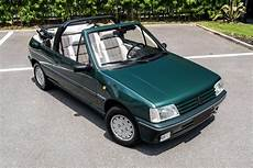 1993 Peugeot 205 Roland Garros Cabriolet Par Pininfarina No
