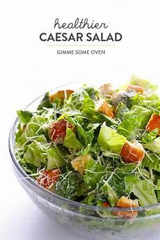 caesar salad rezept lighter caesar salad recipe gimme some oven