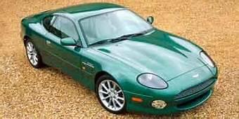 Used 2002 Aston Martin Values  NADAguides