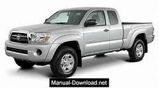 car repair manuals online free 2006 toyota tacoma engine control toyota tacoma 2005 2006 service repair manual download instant manual download