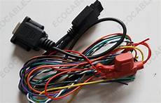 D Sub 9 Pin Automotive Wiring Harness Oem Molex Cable