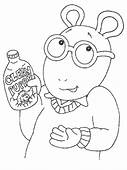 Arthur 30 Cartoons Coloring Pages Page & Book For