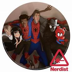 cool stuff get the spider into the spider verse score