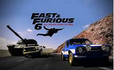 We All Seven Fast And The Furious Because