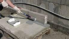 rendre une terrasse étanche etanch 233 it 233 terrasse beton exterieure circulable balcon sur