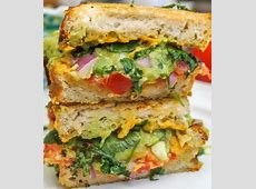 guacamole grilled cheese sandwich_image