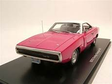 dodge charger 1970 pink panther 1 43 model car resin