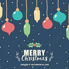 merry christmas poster design free vector image in ai and eps format