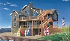 beach house plans on piers pier piling house plans plougonver com
