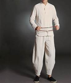 meditation clothes 4color high quality summer cotton lay