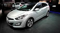 hyundai i30 sport 2013 hyundai i30 sport wagon diesel exterior and
