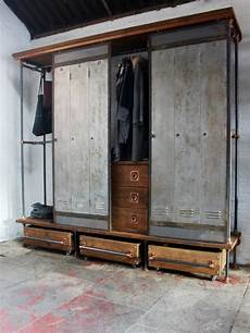 Storage Grain Bespoke Industrial Furniture